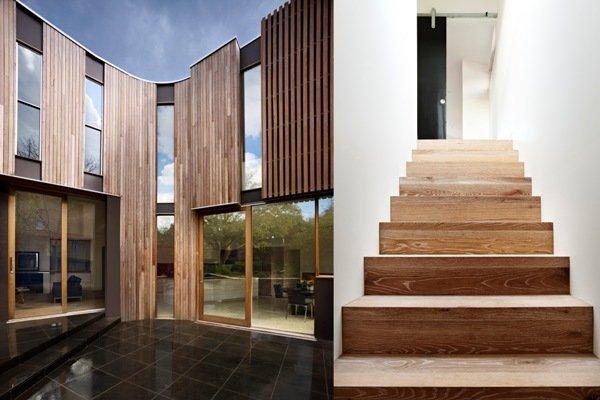 Glen Iris House.(Courtesy of Steffen Welsch Architects)