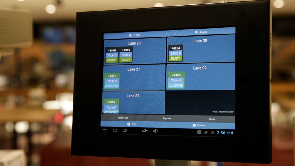 Monitoring Tablet