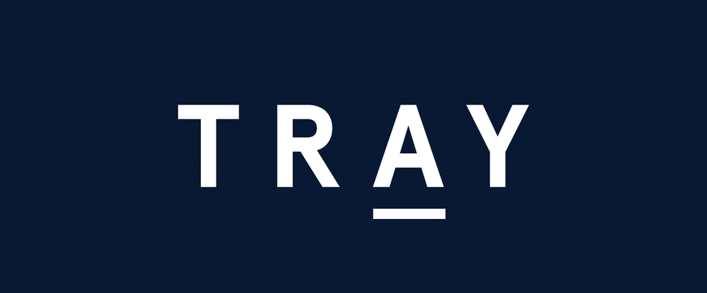 TRAY was created by M.I.T. and Google engineers to streamline on-premise ordering and payments via mobile devices, reduce customer wait times, increase F&B and Bar revenue and improve staff efficiency