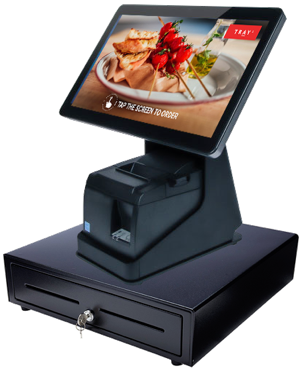 15 inch POS Terminal