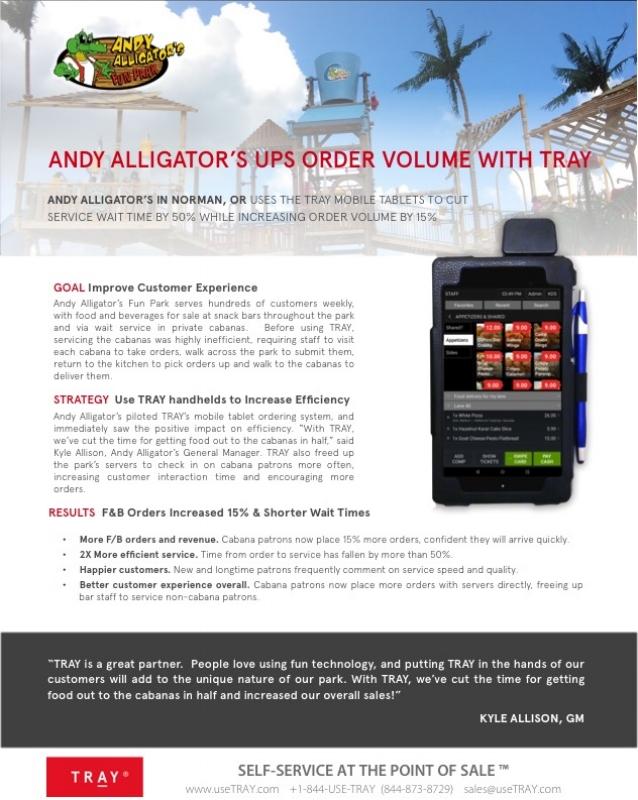 Andy Alligator's