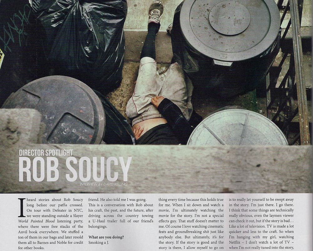 NEW NOISE MAGAZINE   //  Interview