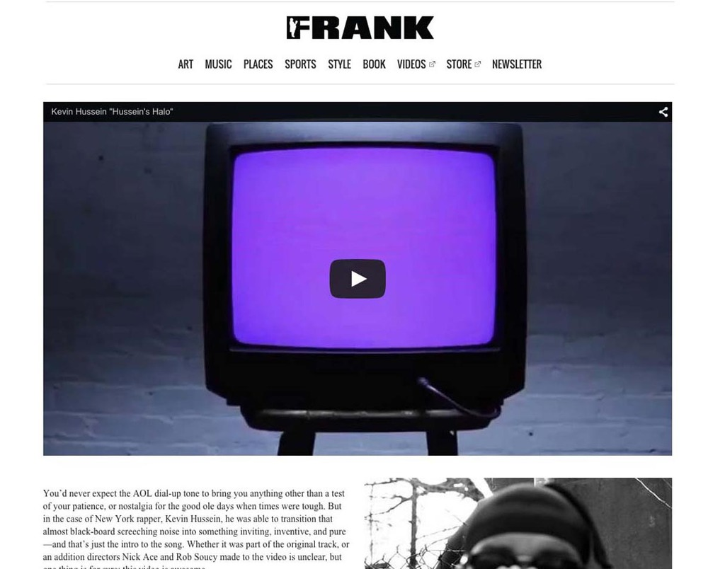 FRANK 151   //  Featured