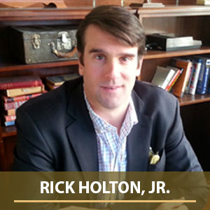 Rick Holton, Jr., Holton Capital Group