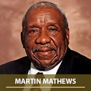 Martin Mathews