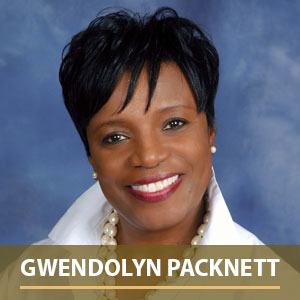 Gwendolyn Packnett, Ph.D.