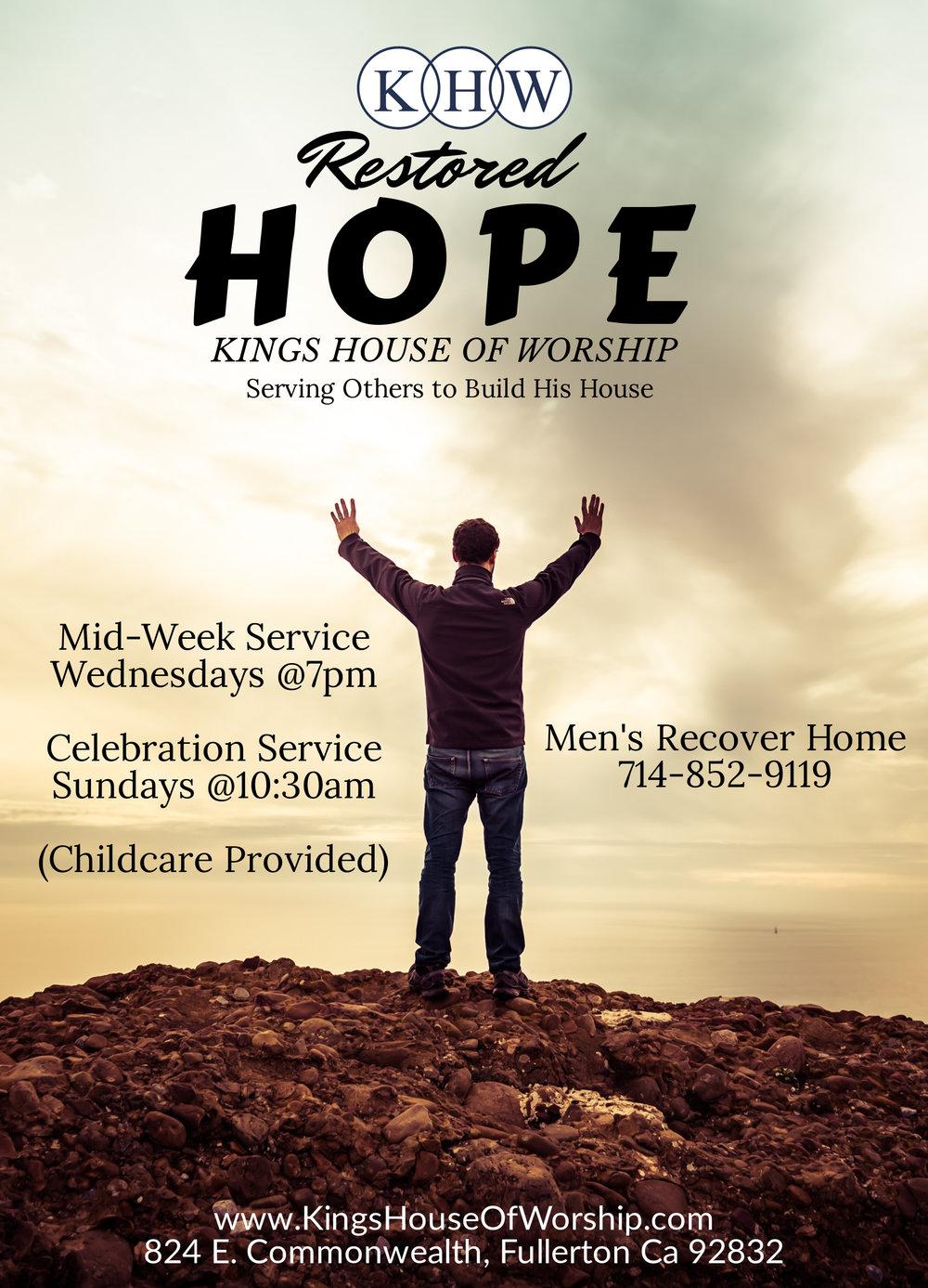 About - ServicesSunday Morning:10:00 am prayer | 10:30 amWednesday Mid-Week:6:30 pm prayer | 7:00 pm