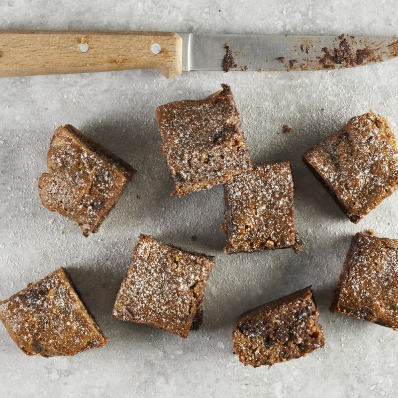 Click here to make Madeleine's Blondie Brownies