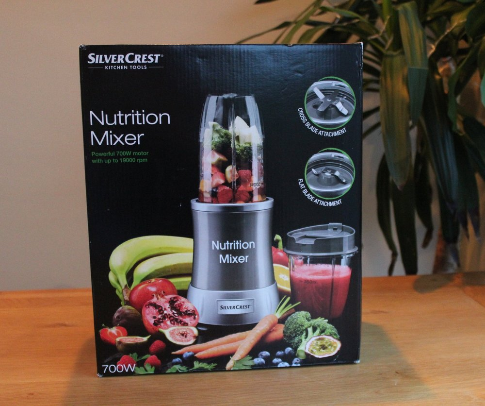 Nutrition Mixer from Lidl, £29.99