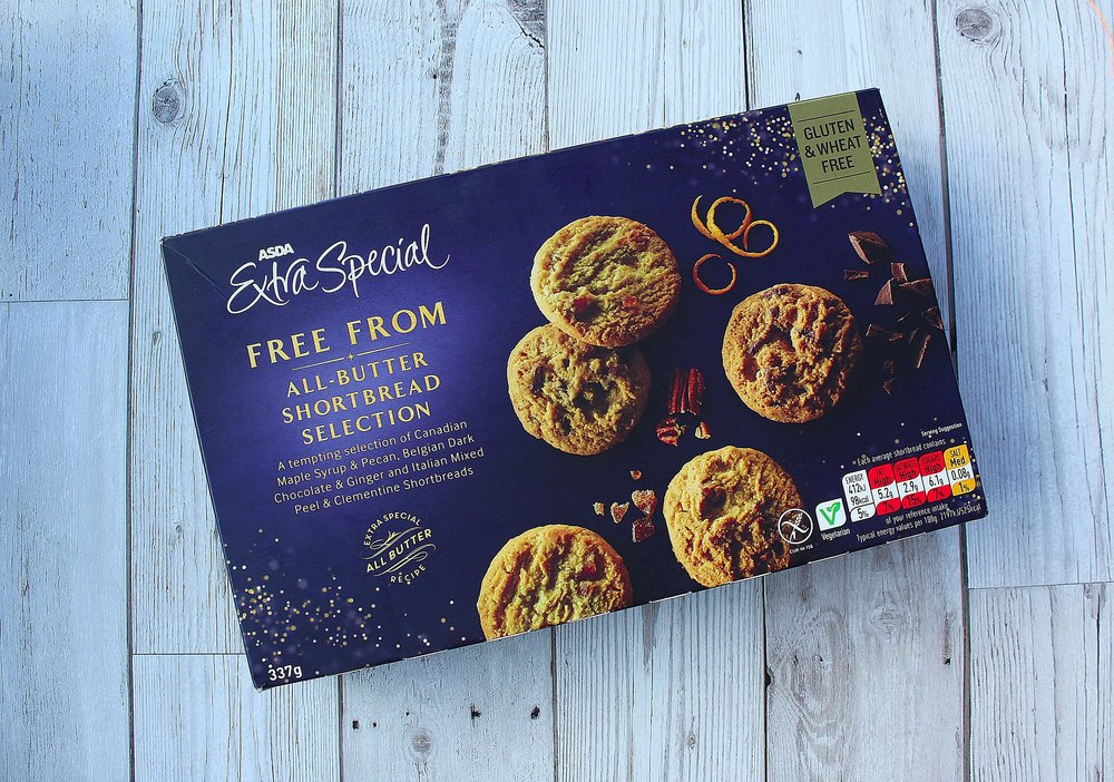 Free From All-Butter Shortbread Selection