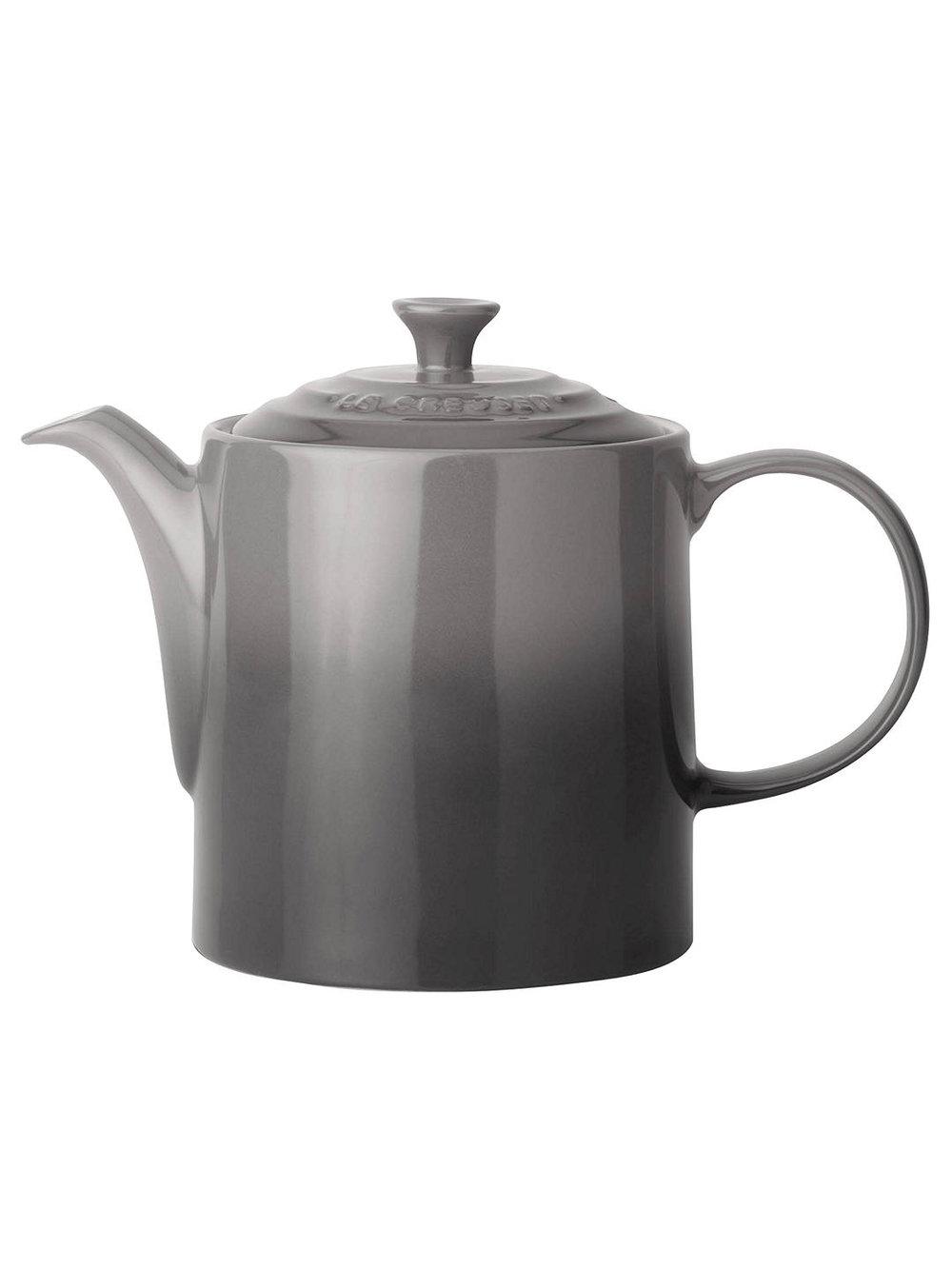 Le Creuset Teapot, John Lewis, £29.40