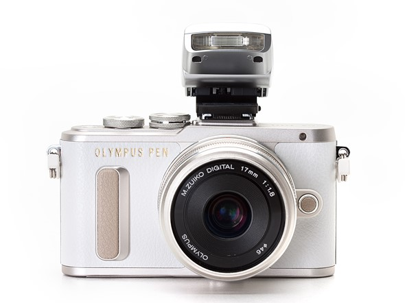 OLYMPUS PEN E-PL8 Camera, Currys, £449