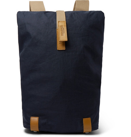 Brooks England Backpack, Mr Porter, £190