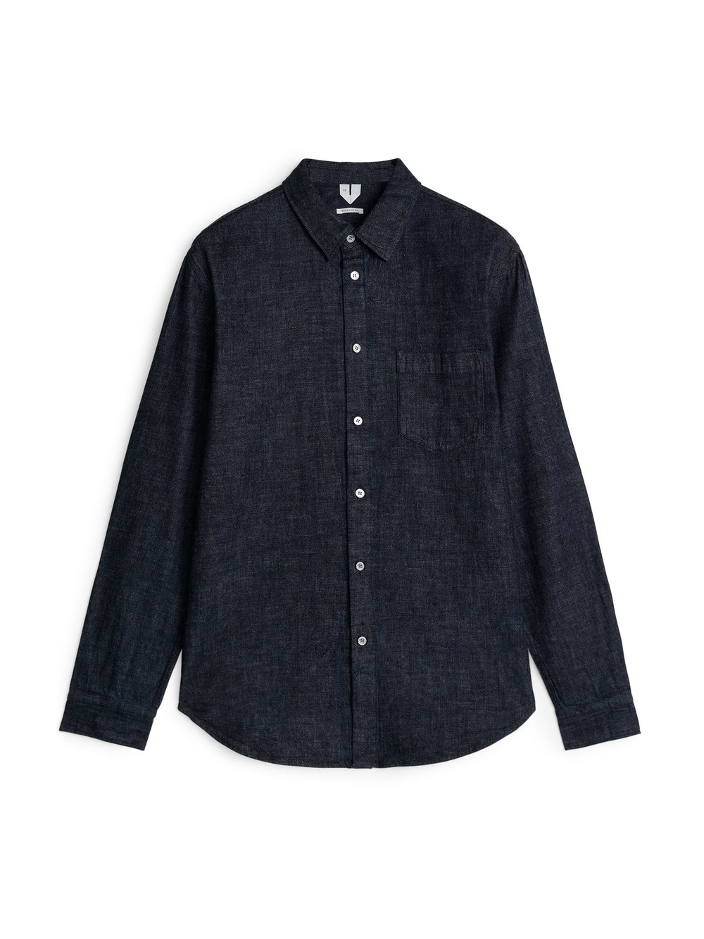 Denim Shirt, Arket, £79
