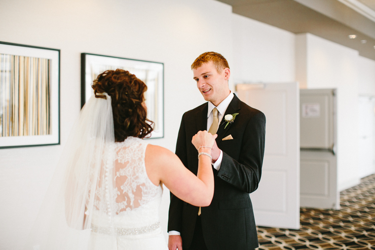 Peoria Illinois Wedding Photography by Meredith Washburn // Quintin and Lacey Wedding
