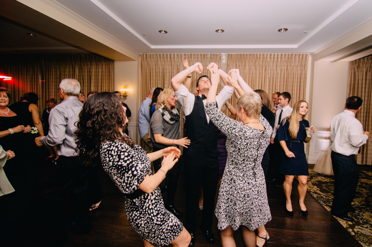 wedding reception photography by meredith washburn