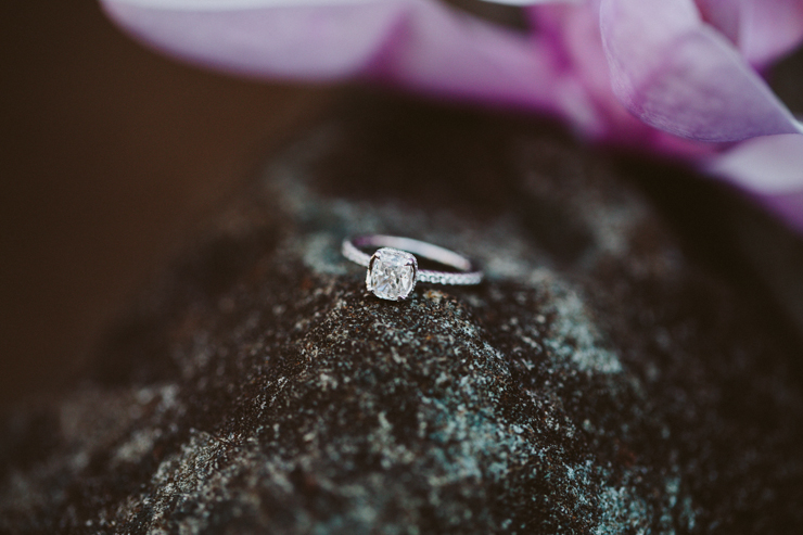 Engagement ring Bremer Jewelry