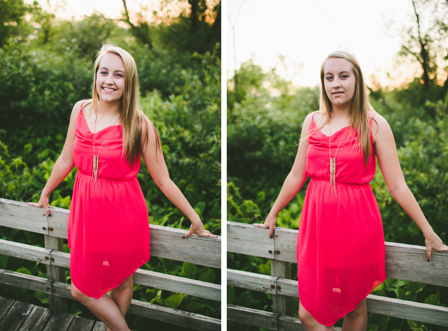 senior girl photography