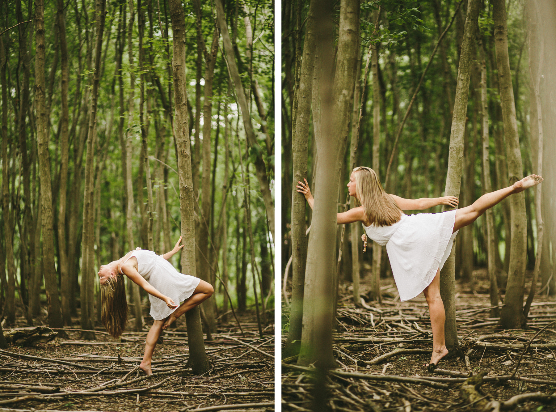 senior dance photography