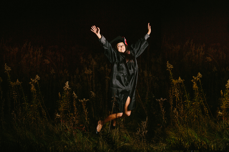 ISU college Graduate