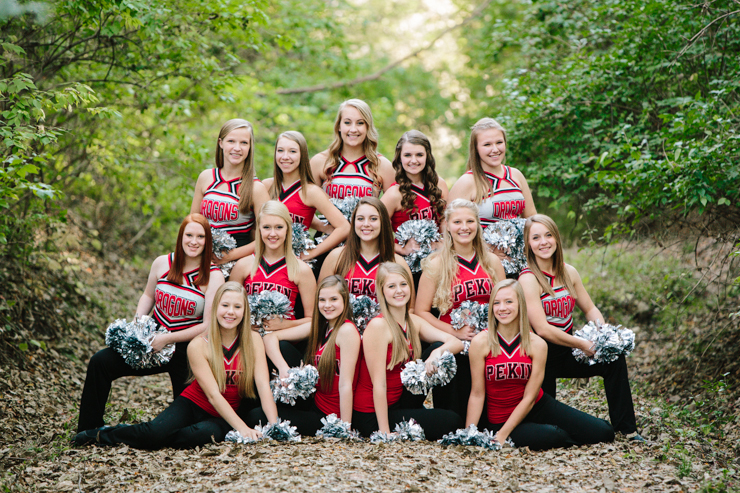 dance team photography by meredith washburn