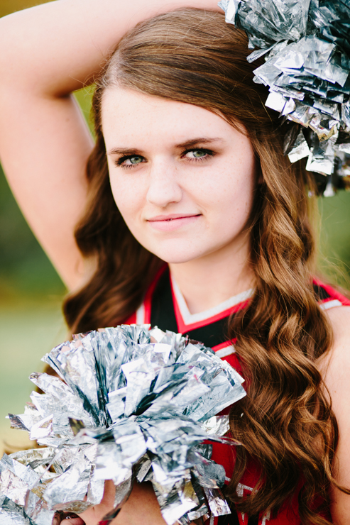 pekin community high school pom team dancer