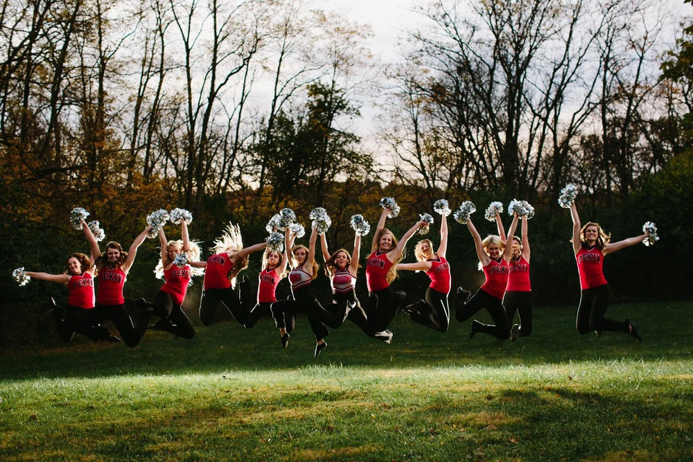PCHS High School Dance Team