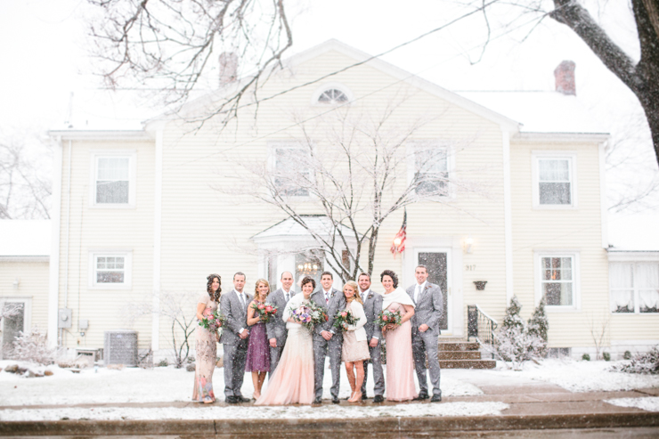 Central Illinois Wedding Photographer Meredith Washburn