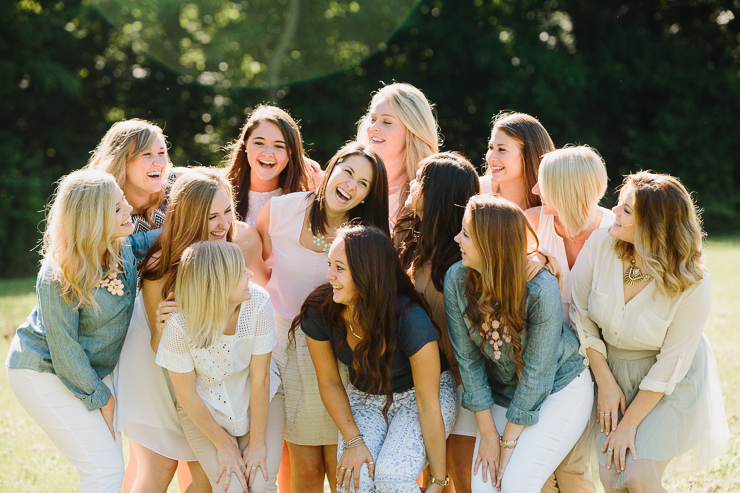 Pi Beta Phi Fraternity for Women 2015 Consultants