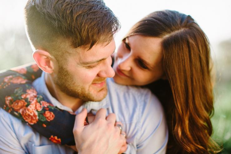 Romantic Maternity Photography