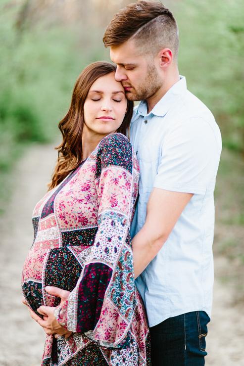 Romantic Maternity Session