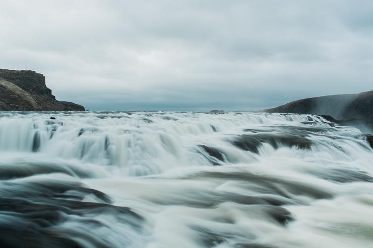 Gullfoss, Iceland Photography
