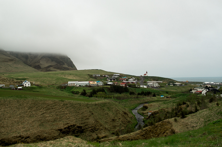 southernmost town in Iceland, Vik