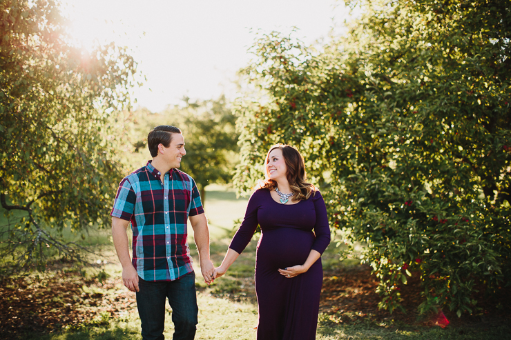 Maternity Photography by Meredith Washburn, Peoria Illinois
