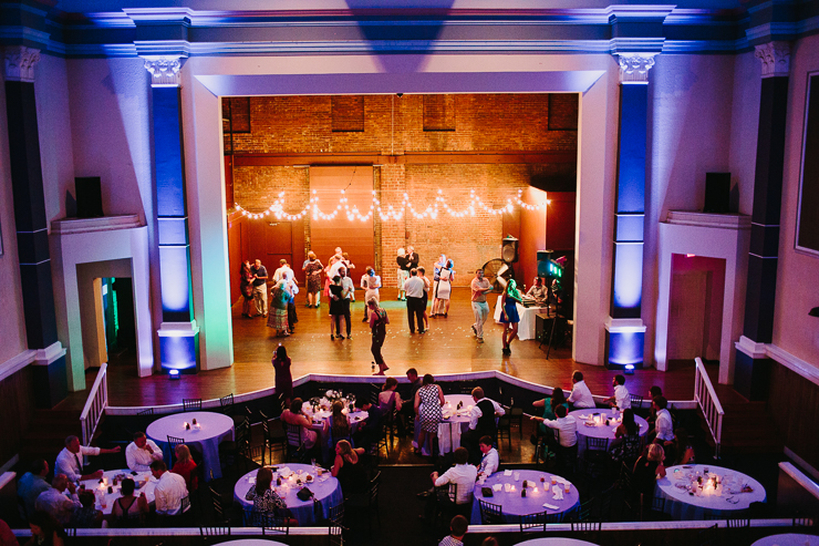 Wedding Reception in Kansas City