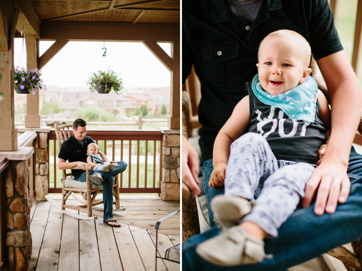 Fika Coffee on the hill Parker Colorado family photography