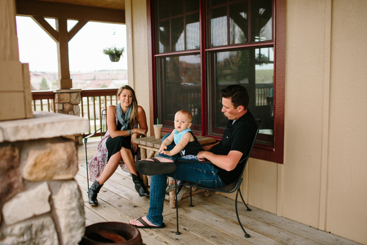 Fika Coffee Parker Colorado family photography
