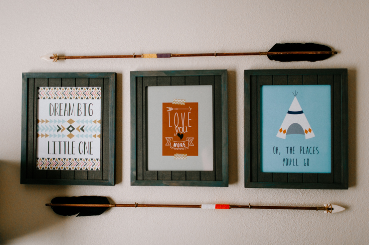 Baby Boy Nursery Design Colorado