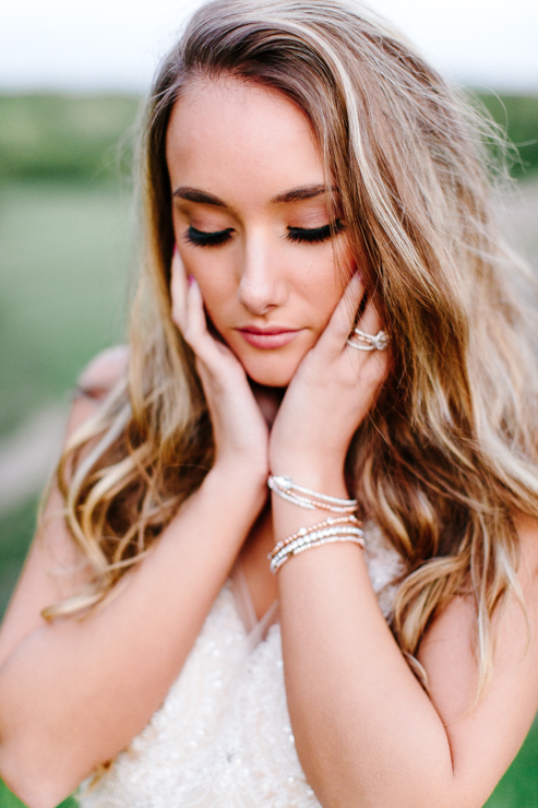 Morgan Dunn Modeling for Styled Bridal Photo Session with Cloud Nine Bridal, Bremer Jewelry Peoria, and Floral Designs Ltd. Morton IL
