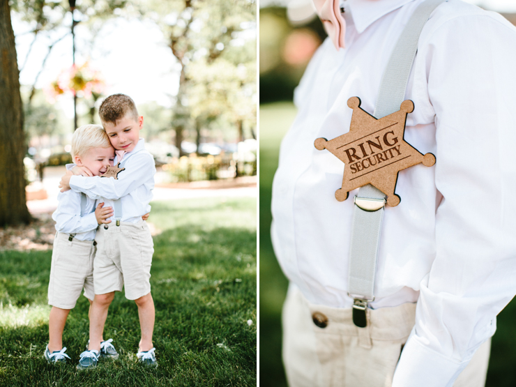 Ring Bearers, Elgin Illinois