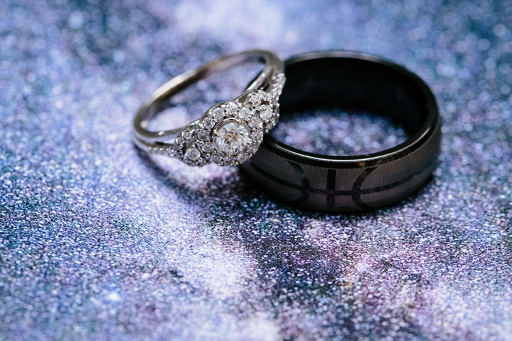 Wedding Rings and the Milky Way Galaxy
