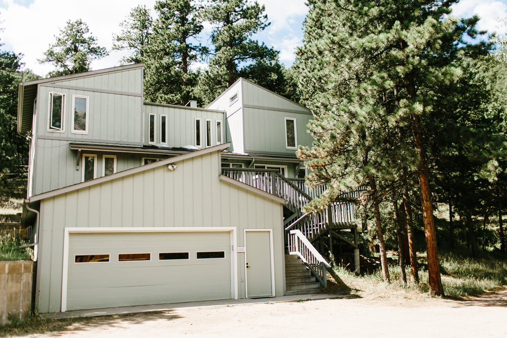 Home Rental Estes Park, Colorado