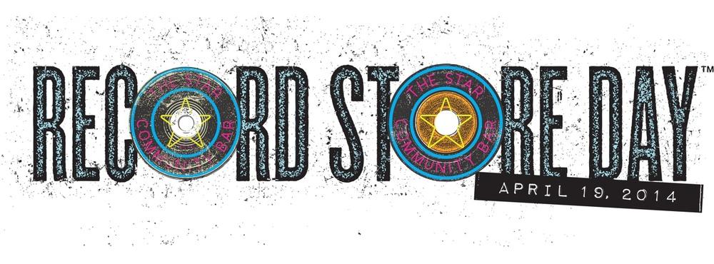 National Record Store Day Celebration — April 19, 2014 — The Star Community Bar, Atlanta, GA