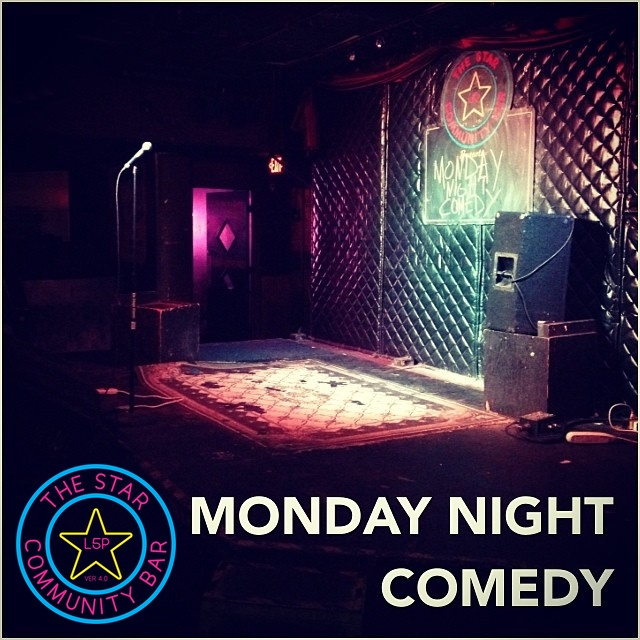 Monday Night Comedy — May 5, 2014 — The Star Community Bar, Atlanta, GA