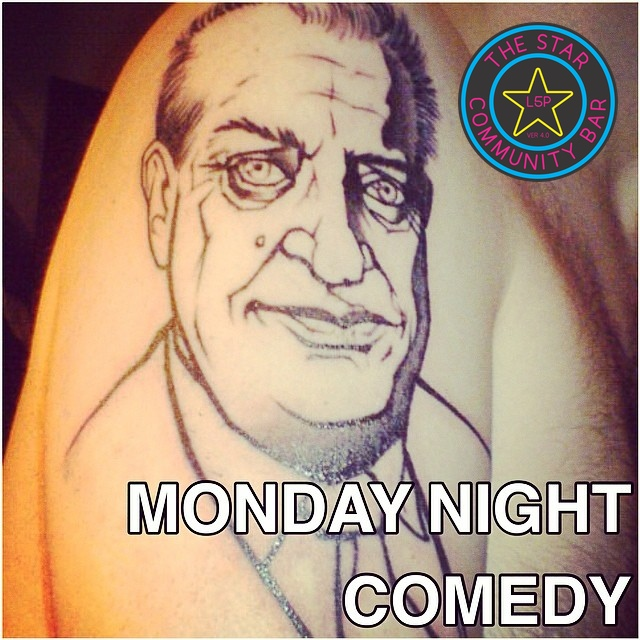 Monday Night Comedy — May 19, 2014 — The Star Community Bar, Atlanta, GA