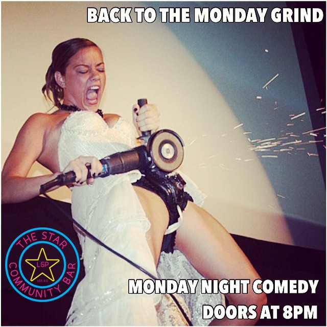 Monday Night Comedy — May 26, 2014 — The Star Community Bar, Atlanta, GA