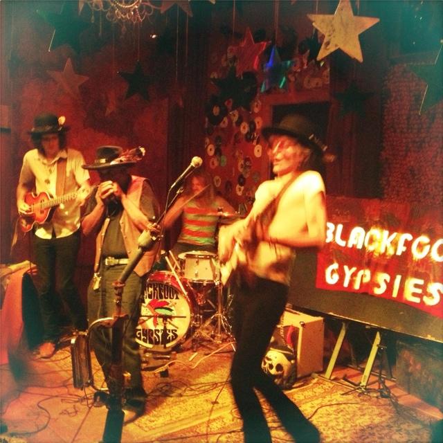 Blackfoot Gypsies— May 29, 2014 — The Star Community Bar, Atlanta, GA