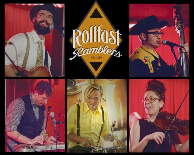 Rollfast Ramblers — May 23, 2014 — The Star Community Bar, Atlanta, GA
