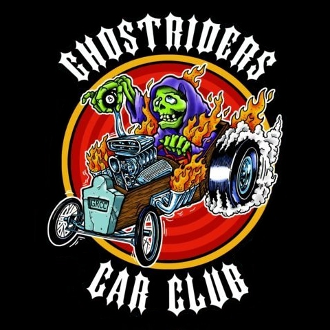 Ghost Riders Car Club — May 23, 2014 — The Star Community Bar, Atlanta, GA
