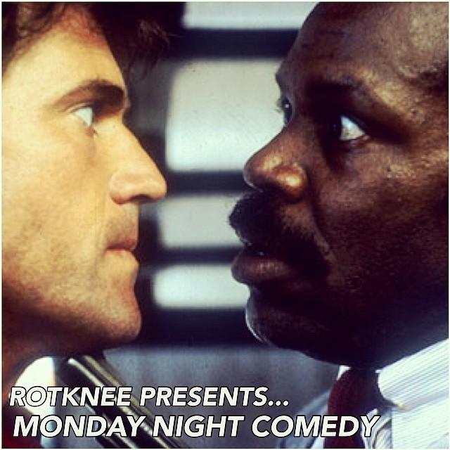 Rotknee Presents: Monday Night Comedy — June 16, 2014 — The Star Community Bar, Atlanta, GA